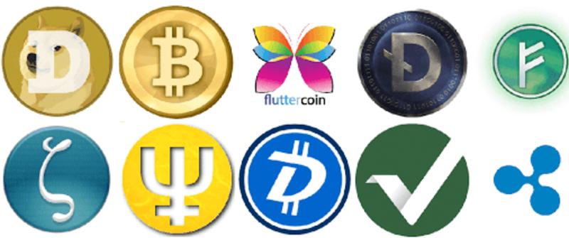 криптовалют и виды курс их-3